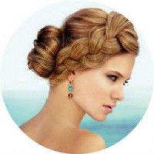 8 Варіантів кісок на середню довжину волосся