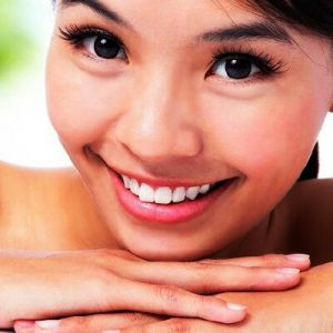 Азіатський макіяж: східні стиль