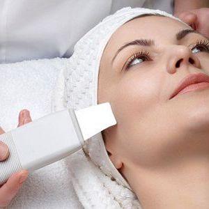 Чистка особи ультразвуком - безболісний спосіб підтримки природної краси