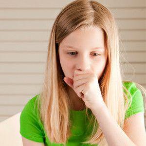 Що робити при сухому кашлі у дитини?