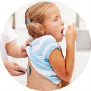 Інструкція по застосуванню мукалтину форте для дітей