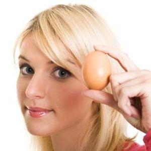 Ефективна маска з яйця: варіанти для жирної і сухої шкіри