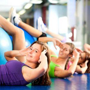 Ефективні вправи для схуднення живота