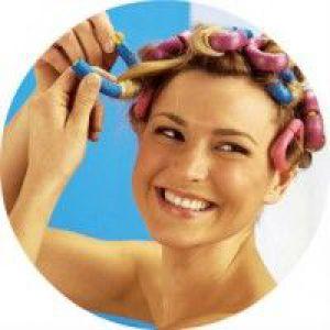 Як красиво і правильно накрутити волосся на бігуді-бумеранги