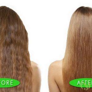 Як зробити ламінування волосся будинку звичайним желатином