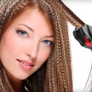 Як зробити гофре на волоссі і правильно вибрати щипці?