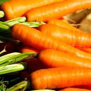 Як зробити маску з моркви для особи