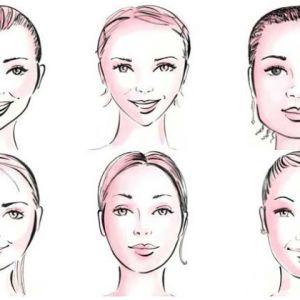 Як вибрати жіночу зачіску за формою обличчя