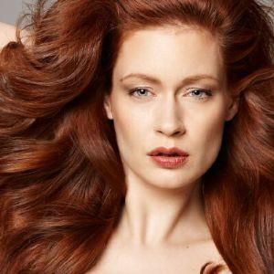 Який макіяж підходить рудим: під вогняні волосся