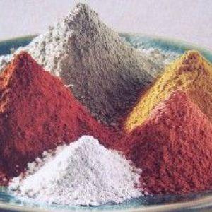 Косметична глина - види і властивості