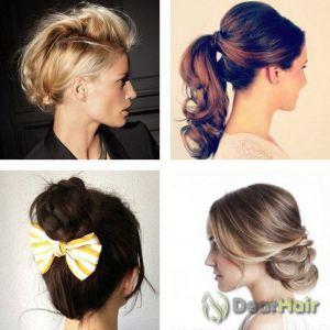 Красиві і модні зачіски сучасності