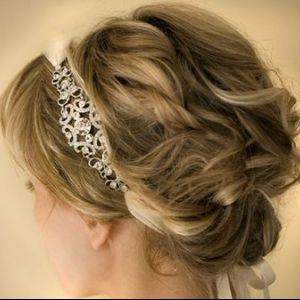 Красиві зачіски з пов`язкою для волосся!
