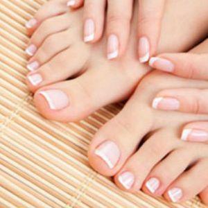 Гарний манікюр в домашніх умовах на коротких нігтях
