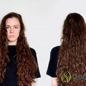 Кучерики з кісок - зачіска для стильних дівчат