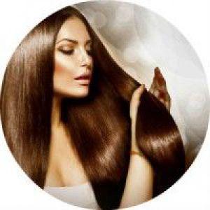 Ламінування волосся різного типу з прикладами до і після проведення процедури