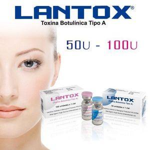 Лантокс - китайський аналог ботокса