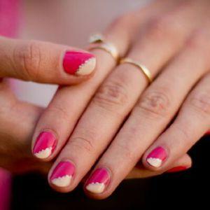 Легкий і красивий манікюр: швидке накрашивания нігтів