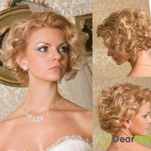 Драбинка: особливості виконання на короткому волоссі