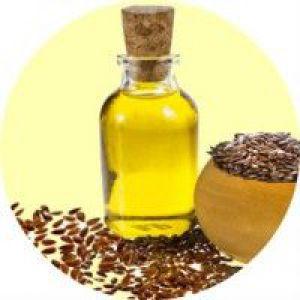 Лляна олія для волосся - користь, склад і способи застосування
