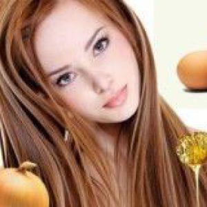 Маски проти випадання волосся в домашніх умовах