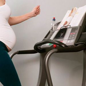 Чи потрібні заняття спортом при вагітності?