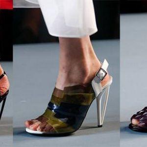 Взуття fendi 2014. Фото показу весна-літо