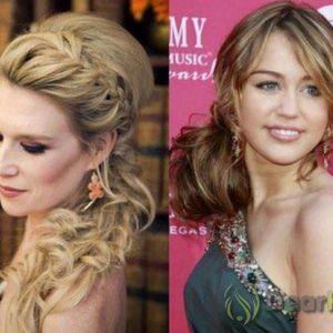 Чарівні і витончені зачіски на бік