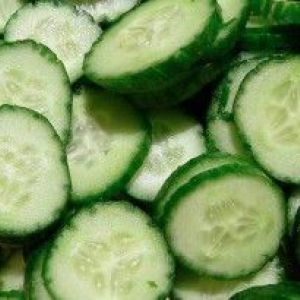 Огірковий лосьйон для особи - рецепти