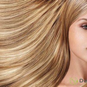 Фарбування волосся фарбами без аміаку
