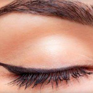 Перманентний макіяж очей «татуаж повік»