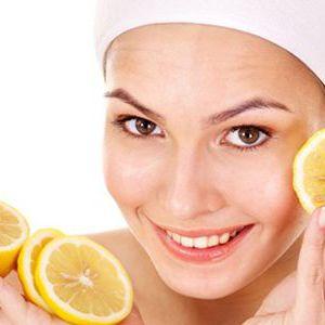 Пілінг в домашніх умовах лимоном