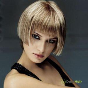 Останні модні моделі коротких зачісок