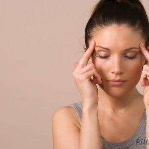 З яких причин виникає головний біль і підвищена пітливість
