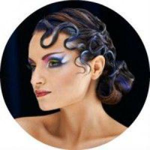 Зачіски для виступів і турнірів з бальних танців з покроковим описом
