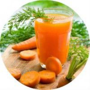 Застосування морквяного бадилля в народній медицині