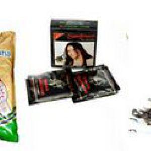 Застосування натуральних фарб для волосся в домашніх умовах