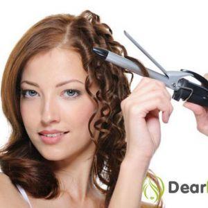 Як зробити кучеряве волосся різними способами