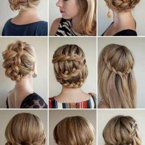 Секрети плетіння незвичайних кіс для волосся середньої довжини