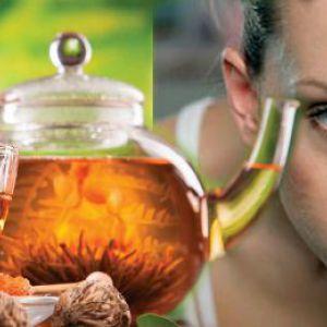 Склад і як приймати монастирський чай від прищів?