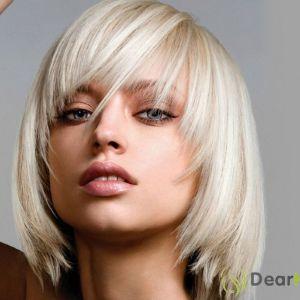 Стрижки для тонких і не густого волосся середньої довжини
