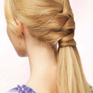 Уроки з плетіння кіс на довге волосся