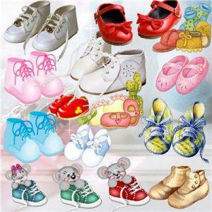 Вибираємо перше взуття малюкові