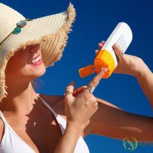Захист волосся влітку. Як врятуватися від ультрафіолету?